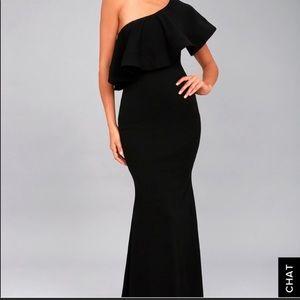 """Lulu's """"So Amazed"""" dress"""